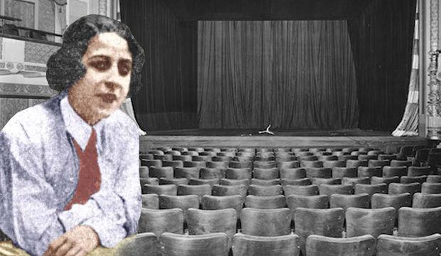 İlk kadın tiyatro oyuncusu olmak
