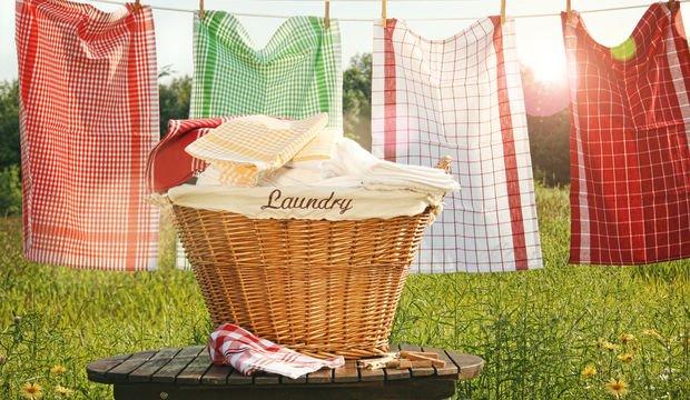 Doğal çamaşır yumuşatıcısı yapmak mümkün