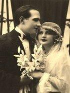Tarihin tozlu sayfalarından düğün fotoğrafları