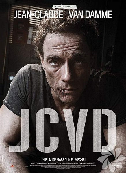 Kod Adı: JCVD - Mabrouk El Mechri Jean-Claude Van Damme, filmde kendisini canlandırıyor ve senaryo gereği orta yaş kriziyle mücadele ediyor. Film bir soygunla başlıyor. Polisler onun da soygunun bir parçası olduğunu düşündüğü için Claude'u tutukluyor.Kariyerinde yeniden kaydadeğer bir şeyler yapma isteğiyle yanıp tutuşurken hapiste tıkılı kalan Jean-Claude mahkumlara karate dersi vermeye başlıyor. Film, seyircilerini ve amaçlarını kaybeden film yıldızlarının yaşama bakış açılarını anlatan Jodie Foster filmi Kukla'yla benzer bir çizgiye sahip.