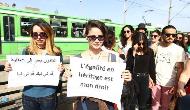 Tunus'ta kadına yönelik şiddete karşı büyük adımlar