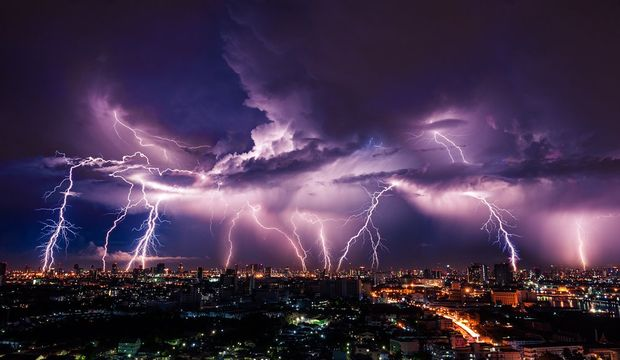 Şiddetli hava olayları artacak!