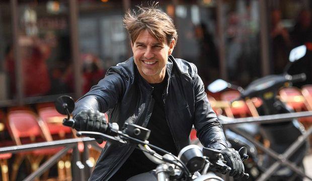 Tom Cruise Görevimiz Tehlike ile zirvenin doruklarında