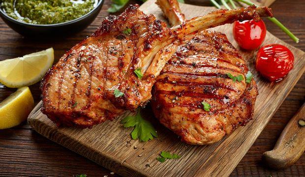 Kurban etini doğru pişirmek için...