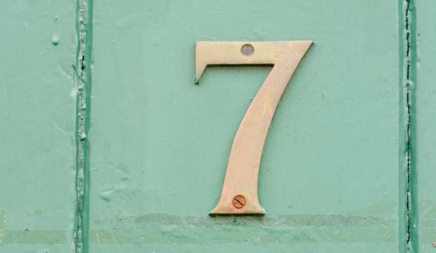 7'deki gizem