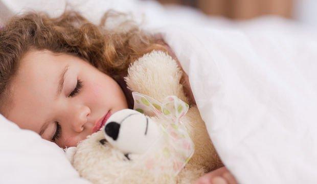 Çocuğunuzun rahat uyuması için...