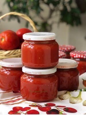 Kışlık domates sosu tarifi