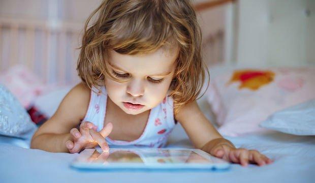 Dijital oyunlarda çocuklara yaş ve süre sınırı...