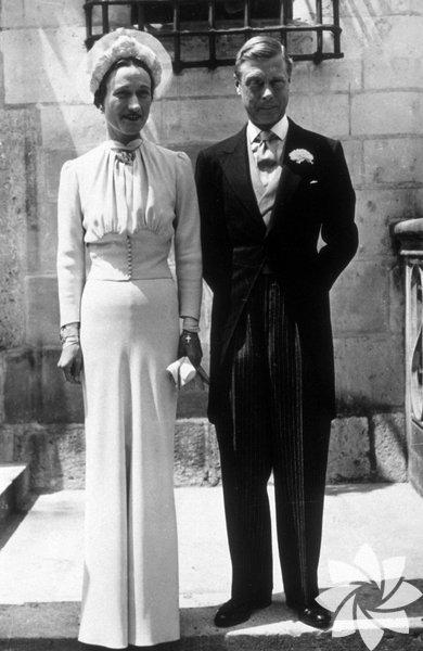 Windsor Düşesi Wallis Simpson