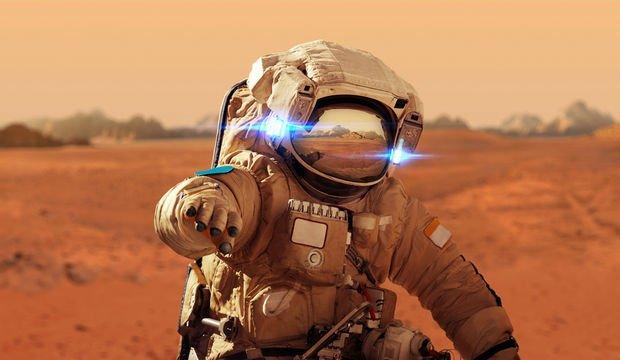 Mars'a gidelim Dünya'dan