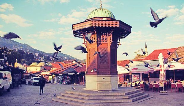 Saraybosna: Yavaş yavaş acele et