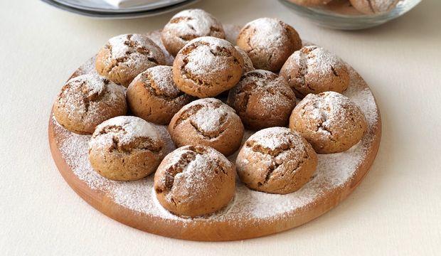 Paris güzeli kurabiyeler