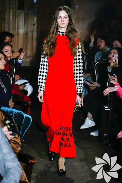 Gucci İlkbahar/Yaz 2019 koleksiyonu