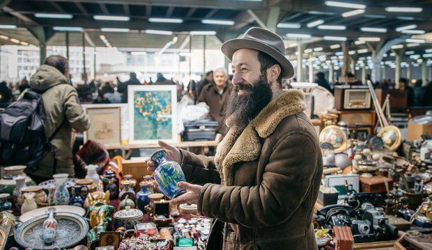 İstanbul'daki bit pazarları...