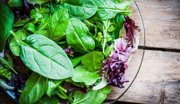 Sağlıklı salatanın 7 önemli kuralı!