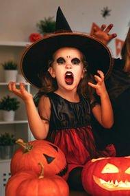 Elinizdeki ürünlerle yapabileceğiniz cadılar bayramı makyajları
