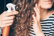 Kendin yap: Saç şekillendirici sprey