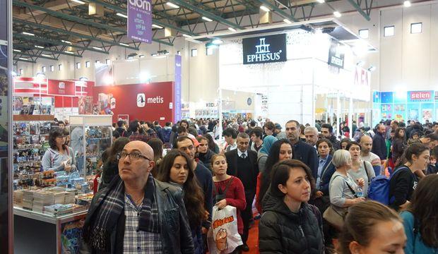 İstanbul Kitap Fuarı izlenimleri