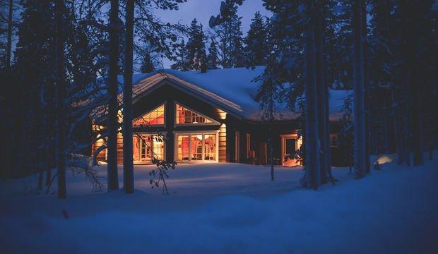 Yeni yılı karşılayabileceğiniz 10 keyifli dağ evi