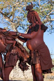 Dünyanın yerlilerinden analık ritüelleri