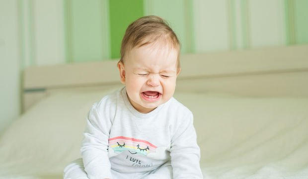 Bebeğiniz çok mu mızmız? Büyüme atağı yaşıyor olabilir