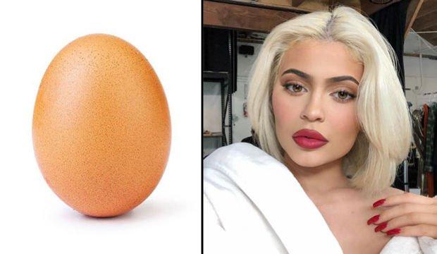 'Yumurta' beğeni rekoru kırıyor!