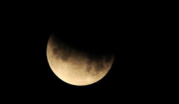 Ay tutulması bolluk ve iyi şans vadediyor