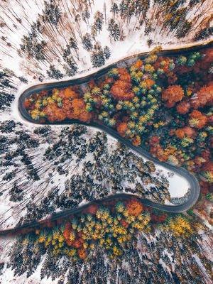 Gökyüzünden Transilvanya nasıl görünür?