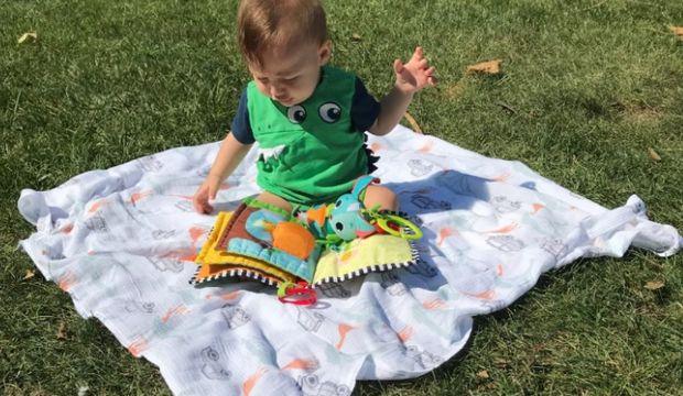 Bebeklik döneminde oyun ve oyuncak seçimi