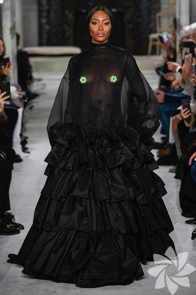 Valentino 2019 İlkbahar/Yaz Couture