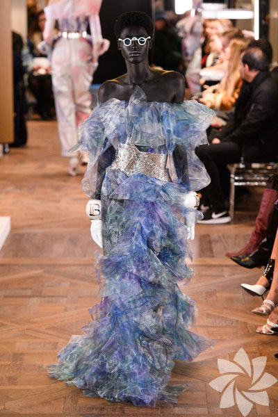 Balmain 2019 İlkbahar/Yaz Couture