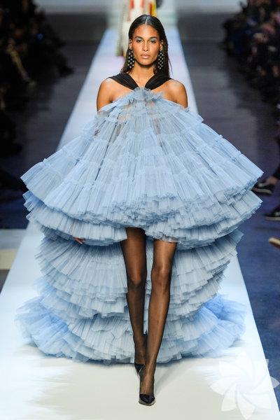 Jean Paul Gaultier 2019 İlkbahar/Yaz Couture