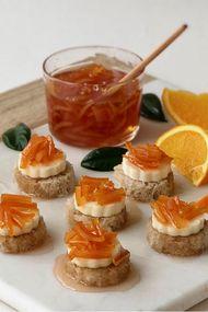 Portakal kabuklarıyla reçel tarifi