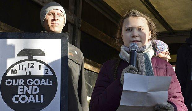 Greta Thunberg'ten mektup var