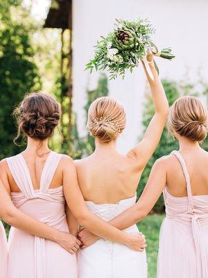 Her düğüne uygun bir elbise mutlaka vardır!