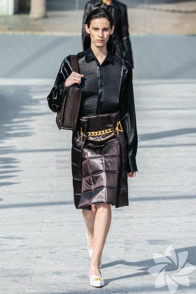 Milano Moda Haftası: Bottega Veneta 2019-20 Sonbahar/Kış