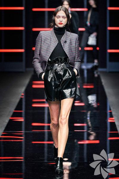 Milano Moda Haftası: Emporio Armani 2019-20 Sonbahar/Kış