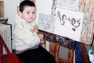 16 yaşındaki Dusan'ın etkileyici çizimleri…