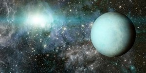 Uranüs boğa burcunda!
