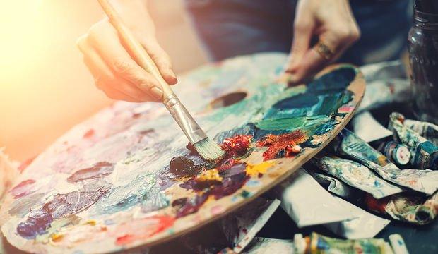 Sanatın çilesi