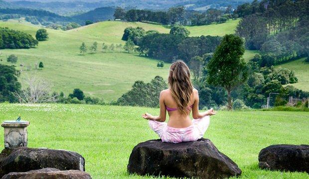 Günümüz insanı için yoga ve meditasyon