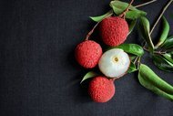 Tropik lezzet: Liçi meyvesi