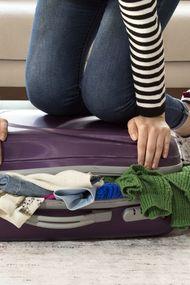Eşyaları küçük bavula sığdırma taktikleri