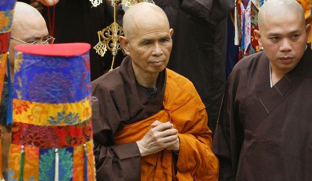 Thich Nhat Hanh'dan ölüm bilgeliği