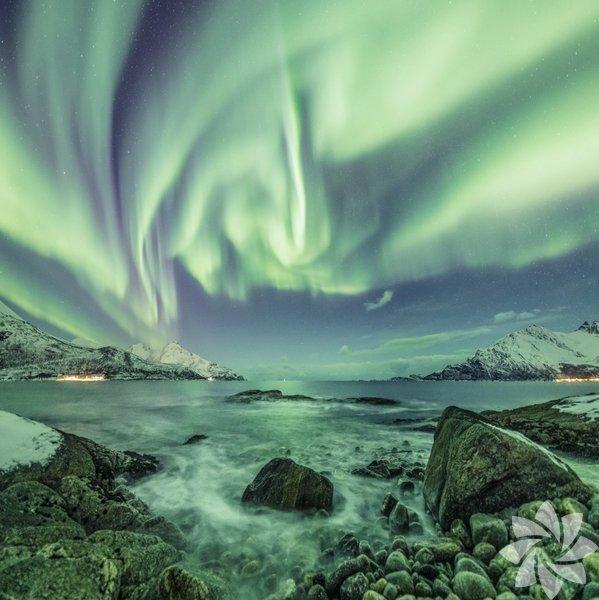 Gökyüzündeki harikalar: Kuzey ışıkları