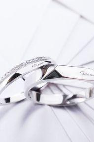 Alternatif nişan yüzüğü: Çelik alyans