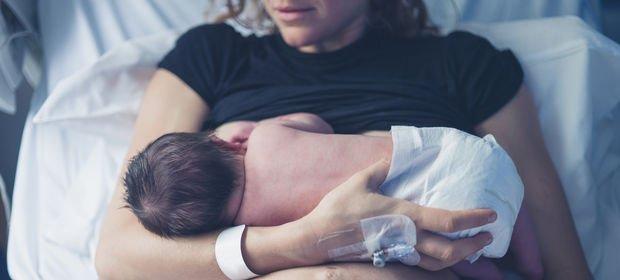 Anne ile bebeği arasındaki bağ emzirme ile başlar