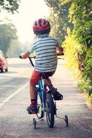 Çocuklara yaz hediyesi: Bisiklet