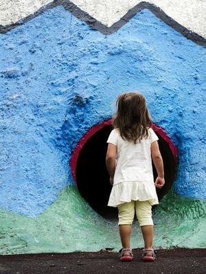 Çocuk parkları masum değil