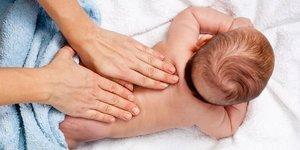 Bebeğinizle tensel iletişimi masaj ile kurun!
